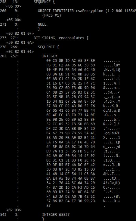 Poprawne kodowanie - wiodące zero zostało dodane